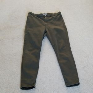Jean's, green